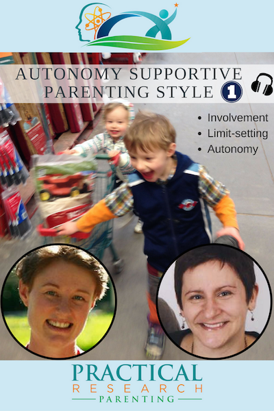 Autonomy-Supportive Parenting Style Image
