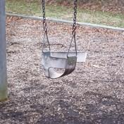 Playground vandalism