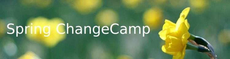 Spring ChangeCamp 2015