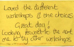 ChangeCamp Feedback 1