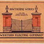 The Hawthorne Studies of 1924