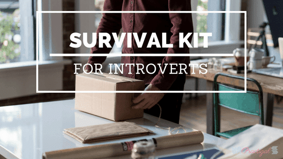 survival kit for introverts. Practigal Blog