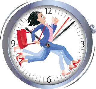 Time managment cheat sheet