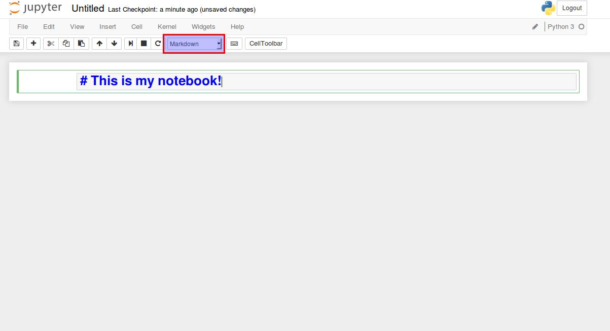 install ipython notebook linux mint