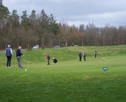 Senioren Putting Turnier 2019 Golfclub Praforst_02