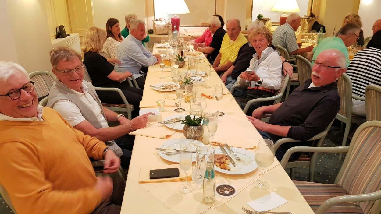 Golfclub Praforst Seniorenreise nach Waldeck 7