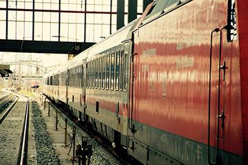 Mit dem Zug von München nach Prag fahren