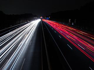 Stuttgart-Prag - Autobahn