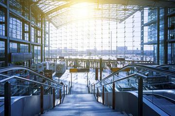 Vom Berlin Hauptbahnhof mit dem Zug nach Prag