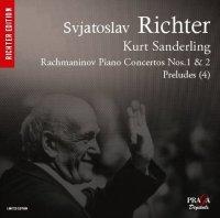 Sergei Rachmaninov : Piano concertos Nos 1 & 2 - Svjatoslav Richter - Kurt Sanderling