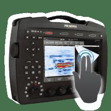 multi-touch - no alpha