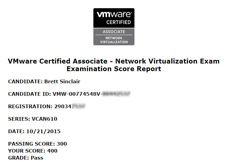 Vmware Nsx Vca Nv So What Pragmatic Io
