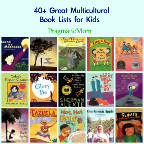 Multicultural Books for Children: 60+ Book Lists ...
