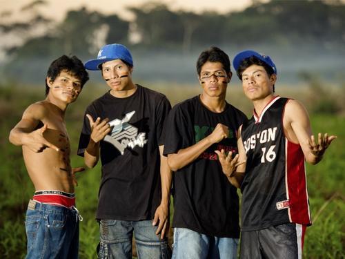 bro mcs rap guarani indigenas