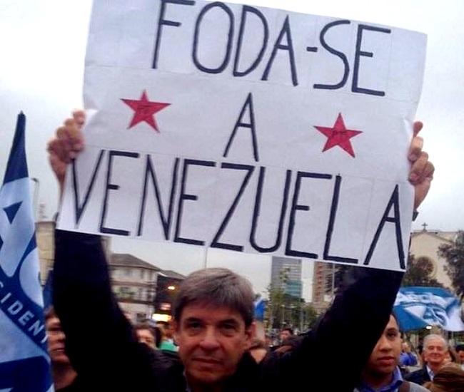 venezuela direita revolta conservadorismo
