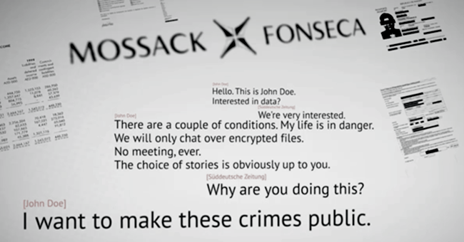 panamá papers leaks documentação offshore brasil