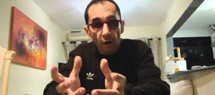 Jorge Kajuru jornalista desapareceu