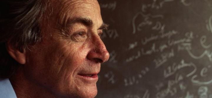 nobel física aprender Richard Feynman