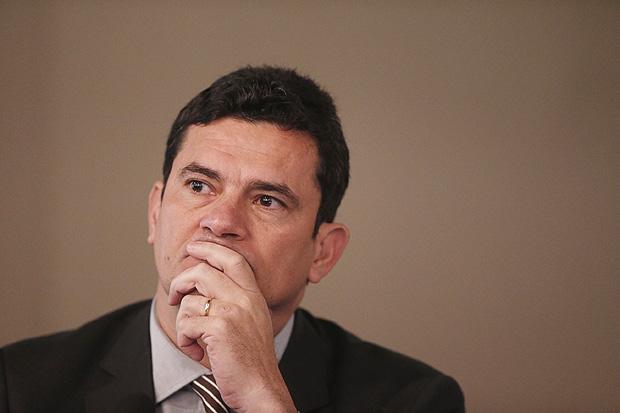 Sergio Moro vazamentos estadão