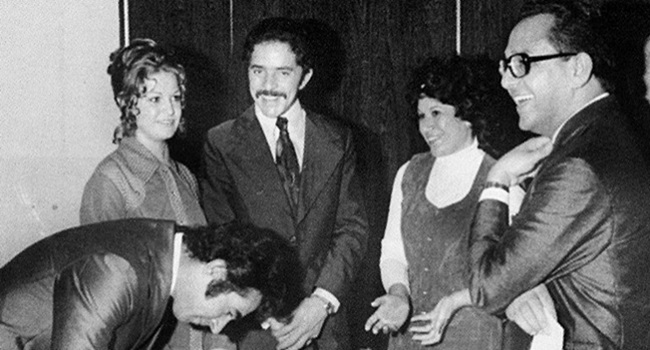 marisa Letícia lula casamento pt história
