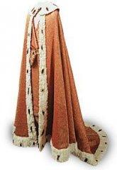 Korunovační klenoty - plášť