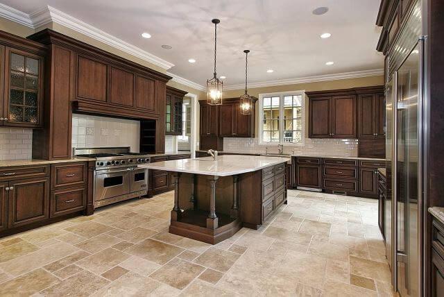 Unique Flooring Types for Kitchens | Prague Post on Kitchen  id=95448