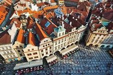 Piazza vecchia di Praga