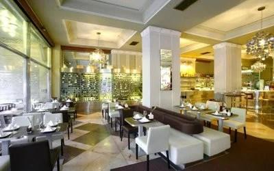 Hotel Jalta restaurant