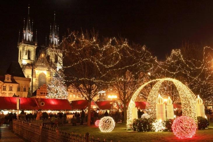 Date dei mercatini di Natale a Vienna nel 2017