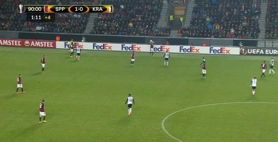 watch Krasnodar vs Sparta Praha online