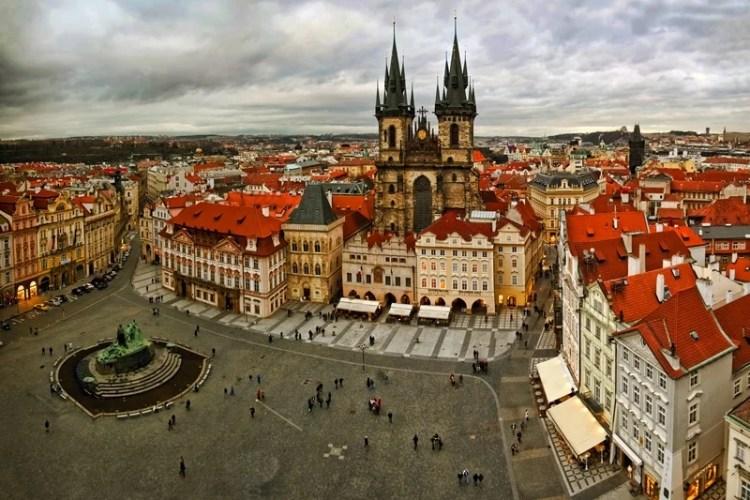 We love Prague