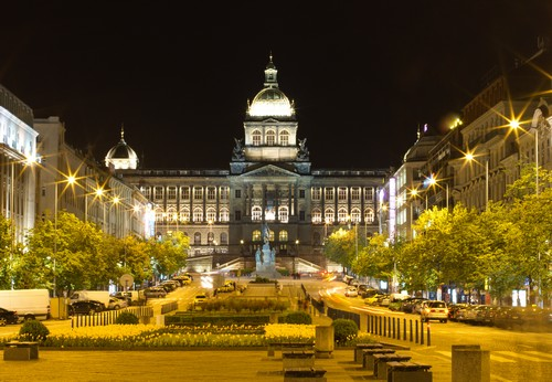 Wencel Square