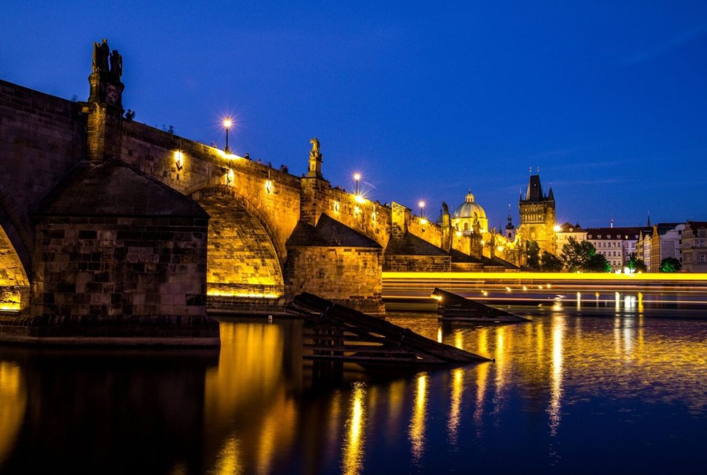 Moldau - den fantastiske elva i Praha