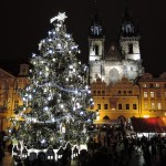 Christmas market dates in Prague 2018