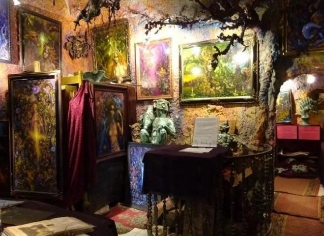 Visit the Magical Cavern in Prague