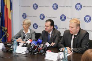Prioritatile mandatului noului ministru al Sanatatii, Victor Costache