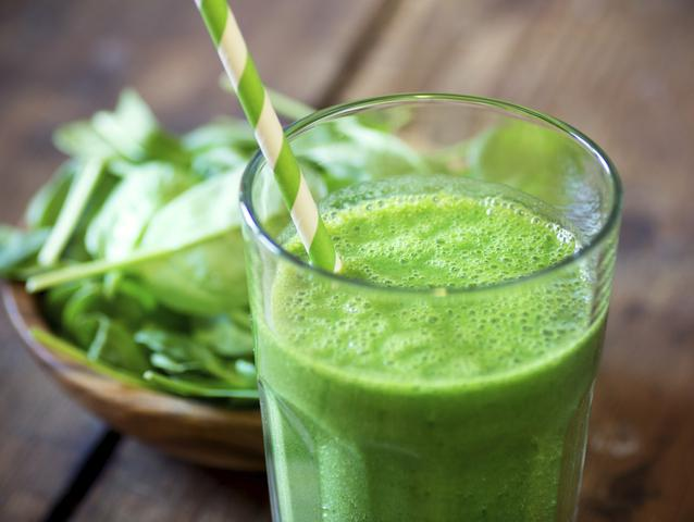This detox smoothie is so effective that you can lose weight in just one week