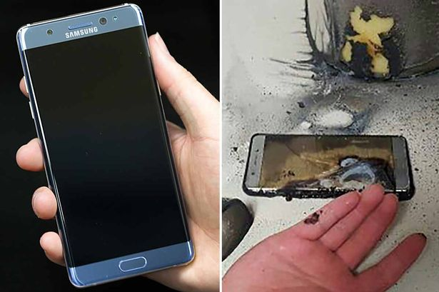 Samsung unveils the cause of Galaxy Note 7 blasts