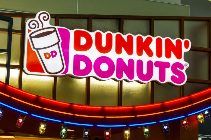 Dunkin 'Donuts Is Renewed And Changes Its Name To Just Dunkin'