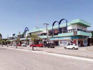 Shopping Centro Comercial Mar de Dentro Laranjal