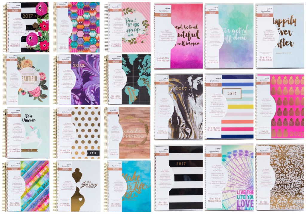 The 2016 Ultimate Planner Review :: Finding Your Planner ...