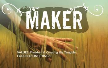 Maker Trailblazer Trait Prairie Girl Outpost