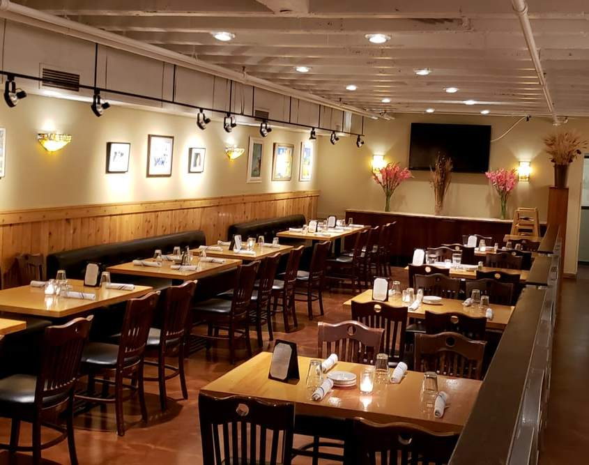 private event and banquet space in evanston, il near northwestern University at Prairie Moon
