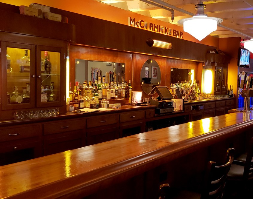 private party and banquet space in evanston, il near northwestern University at Prairie Moon