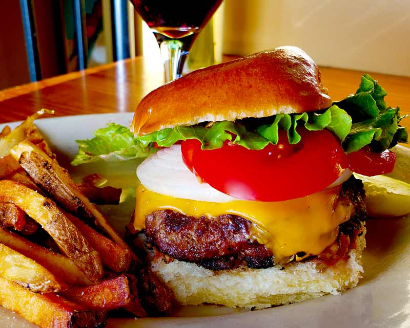 best burger in evanston and chicago is at prairie moon