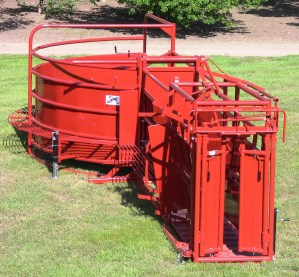 RH Squeeze Model Porta Tub