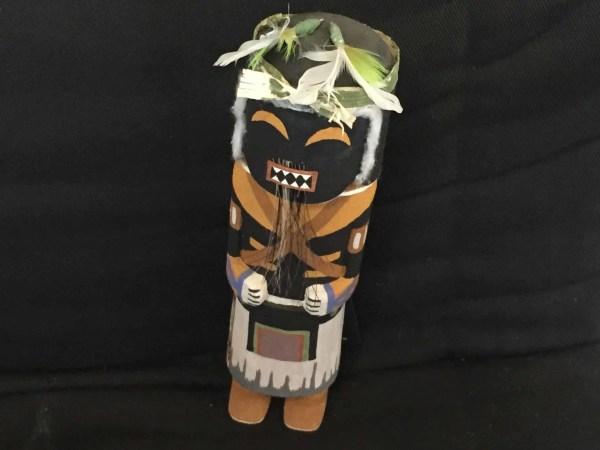 , Ambrose Namokin (Hopi) – Tsakwaina Warrior Kachina
