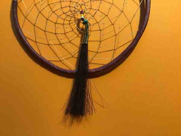 , Amelia Cordell (Dakota) – Grosser Dreamcatcher