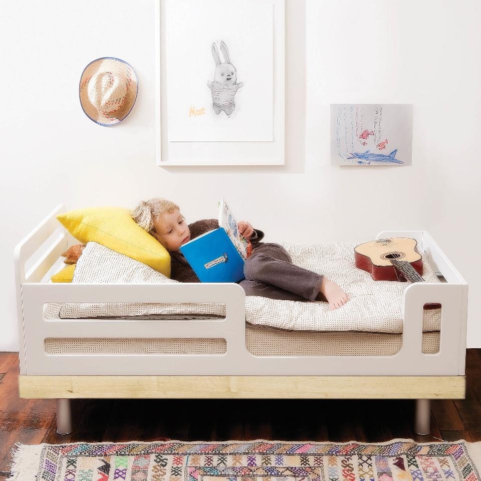 lit enfant design classic 140x70 cm bouleau