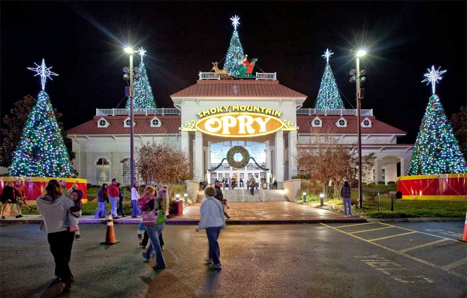 Christmas At The Smoky Mountain Opry Discount Code Praise 96 3 Wjbz Knoxville Tn